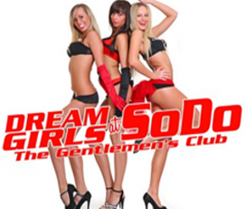 Dreamgirls at Sodo