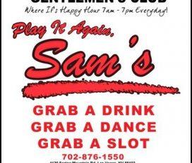 Play It Again, Sam's Cabaret